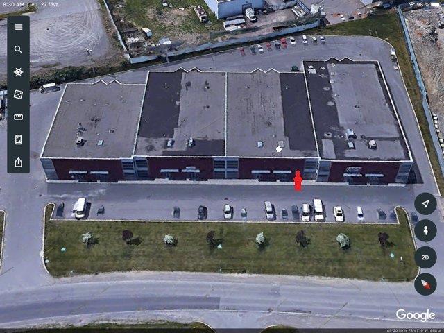 Industrial unit for rent in Châteauguay, Montérégie, 237, boulevard  Industriel, suite 150, 26405996 - Centris.ca