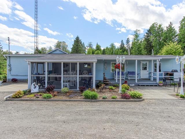 Maison mobile à vendre à Saint-Stanislas (Mauricie), Mauricie, 865, Terrasse de la Batiscan, app. 2, 10379366 - Centris.ca