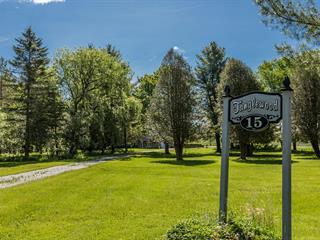 Hobby farm for sale in Magog, Estrie, 15Z, Chemin  Gendron, 12298103 - Centris.ca