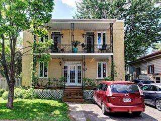 Quadruplex for sale in Québec (La Cité-Limoilou), Capitale-Nationale, 1735 - 1745, Avenue  Bardy, 19467209 - Centris.ca
