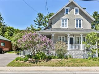Maison à vendre à Montebello, Outaouais, 607, Rue  Notre-Dame, 27763504 - Centris.ca