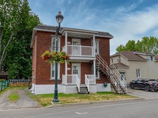 Duplex for sale in Saint-Joseph-de-Sorel, Montérégie, 1114 - 1114A, Rue  Chevrier, 27531955 - Centris.ca