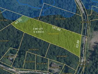 Lot for sale in Mille-Isles, Laurentides, Côte  Saint-Joseph, 21741070 - Centris.ca