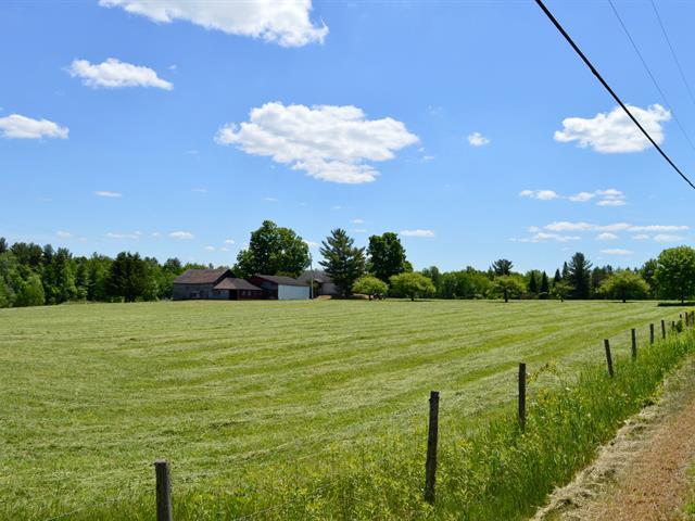Maison à vendre à Hemmingford - Canton, Montérégie, 384Z, Montée  Jackson, 21401898 - Centris.ca