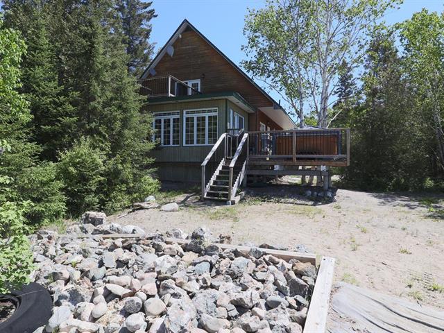 Chalet à vendre à Rémigny, Abitibi-Témiscamingue, 1958, Chemin du Lac, 14562693 - Centris.ca