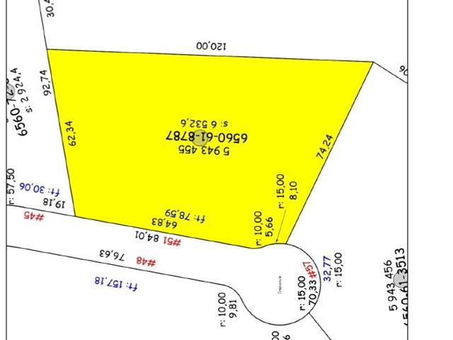 Lot for sale in Val-des-Monts, Outaouais, 51, Chemin du Crépuscule, 10244338 - Centris.ca