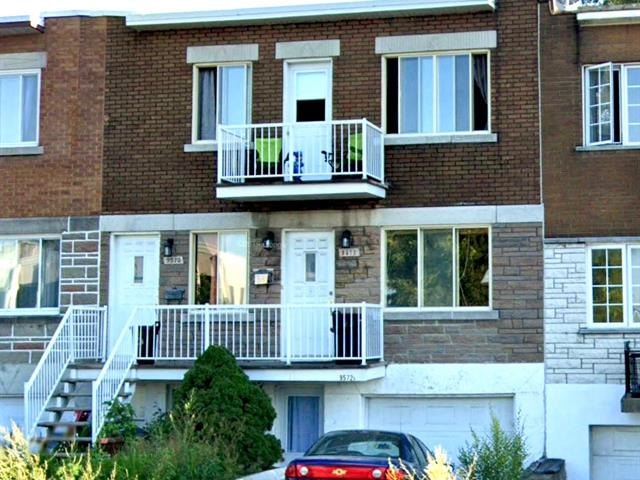 Triplex for sale in Montréal (Ahuntsic-Cartierville), Montréal (Island), 9570 - 9572, Rue  Saint-Hubert, 12680204 - Centris.ca