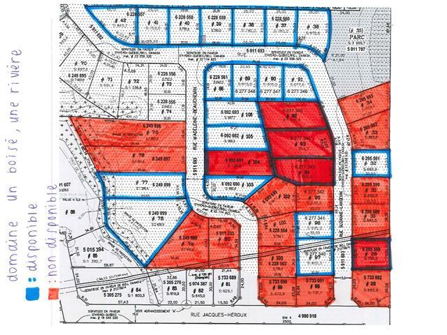 Terrain à vendre à Shawinigan, Mauricie, Rue  Suzanne-Langevin, 16597072 - Centris.ca