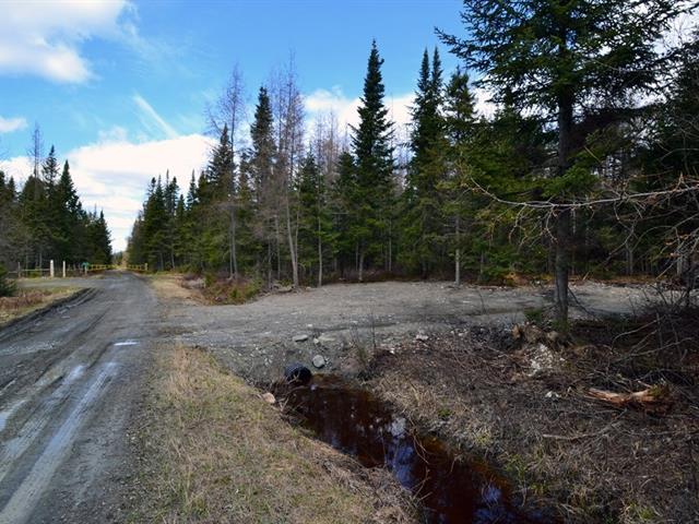 Terre à vendre à Adstock, Chaudière-Appalaches, 5e Rang, 26525930 - Centris.ca