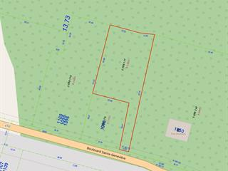 Lot for sale in Saguenay (Chicoutimi), Saguenay/Lac-Saint-Jean, boulevard  Sainte-Geneviève, 10963773 - Centris.ca