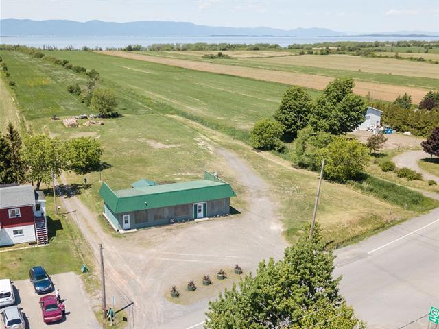 Duplex for sale in Cap-Saint-Ignace, Chaudière-Appalaches, 63 - 65, Chemin des Pionniers Est, 15404789 - Centris.ca