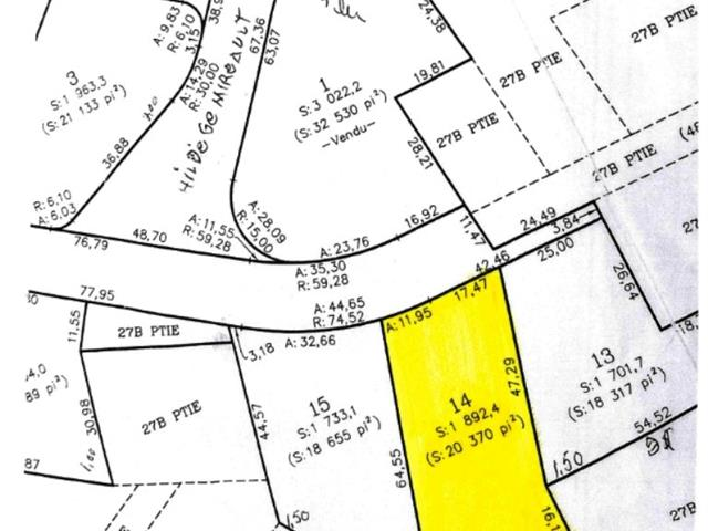 Terrain à vendre à Saint-Côme, Lanaudière, 48e Avenue, 14321935 - Centris.ca