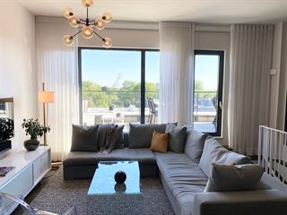 Condo / Appartement à louer à Montréal (Rosemont/La Petite-Patrie), Montréal (Île), 3100, Rue  Rachel Est, app. PH8, 15073049 - Centris.ca