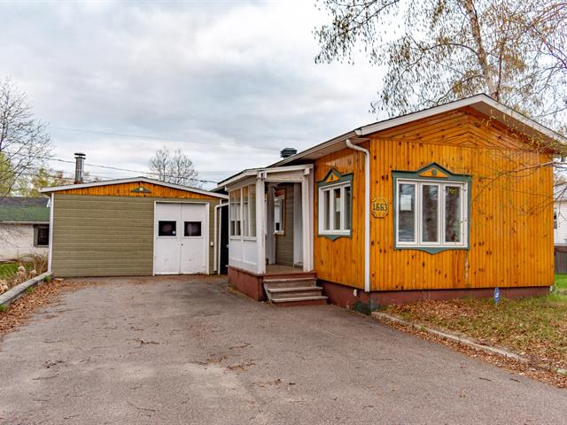 Maison mobile à vendre à Saint-Félicien, Saguenay/Lac-Saint-Jean, 1663, Carré  Deschamps, 28930830 - Centris.ca