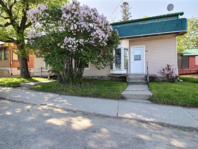 Duplex à vendre à Ville-Marie (Abitibi-Témiscamingue), Abitibi-Témiscamingue, 68, Rue  Sainte-Anne, 28971635 - Centris.ca
