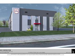 Bâtisse commerciale à louer à Saint-Augustin-de-Desmaures, Capitale-Nationale, 278, Rue de Rotterdam, 21214159 - Centris.ca