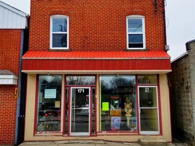 Triplex for sale in Richmond, Estrie, 171 - 173, Rue  Principale Nord, 22082464 - Centris.ca