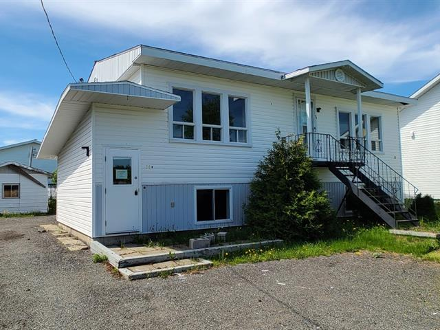 Duplex for sale in Rouyn-Noranda, Abitibi-Témiscamingue, 76 - 76A, Rue  Réal-Caouette, 24640182 - Centris.ca