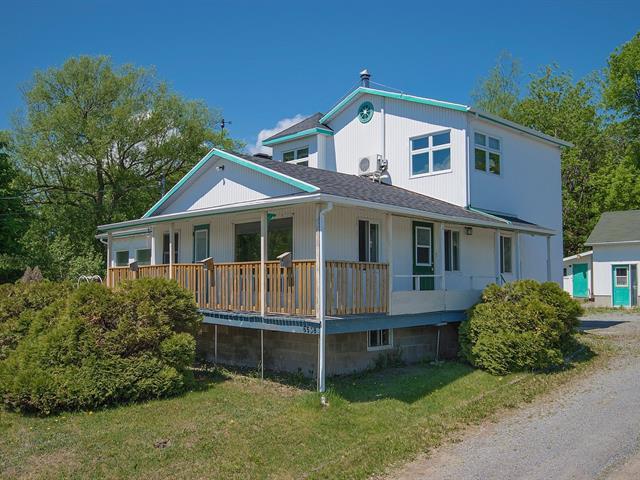 Maison à vendre à Saint-Laurent-de-l'Île-d'Orléans, Capitale-Nationale, 6538 - 6542, Chemin  Royal, 16127401 - Centris.ca