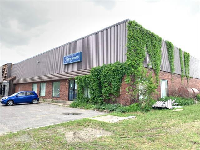 Industrial unit for rent in Québec (Les Rivières), Capitale-Nationale, 394, Rue  Morse, 21671681 - Centris.ca
