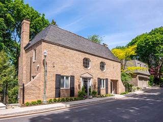 Maison à vendre à Westmount, Montréal (Île), 15, Lansdowne Ridge, 19594418 - Centris.ca