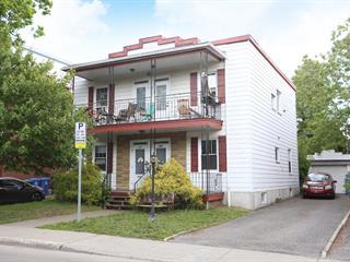 Triplex à vendre à Québec (La Cité-Limoilou), Capitale-Nationale, 2414 - 2416, Avenue  Maufils, 18952355 - Centris.ca