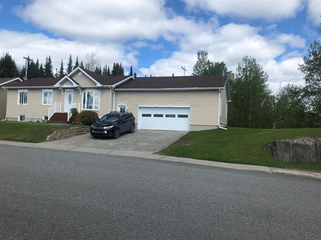 House for sale in Chibougamau, Nord-du-Québec, 126, Rue  Caron, 9878493 - Centris.ca