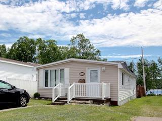 Maison mobile à vendre à Baie-Comeau, Côte-Nord, 3108, Rue  Laizé, 19612061 - Centris.ca