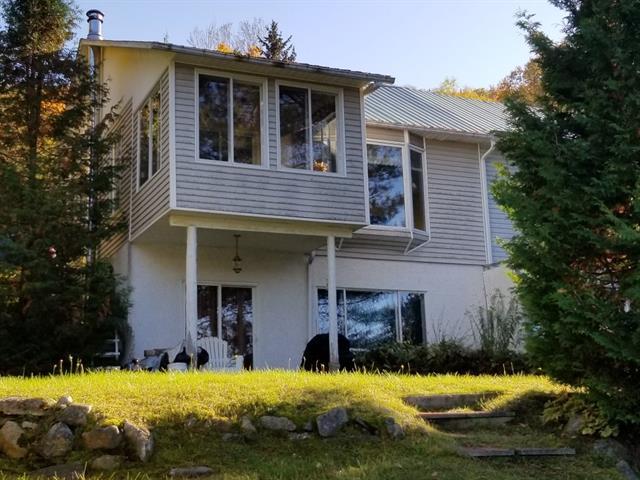 Cottage for sale in Saint-Donat (Lanaudière), Lanaudière, 343, Chemin  Lac-Léon, 27231454 - Centris.ca