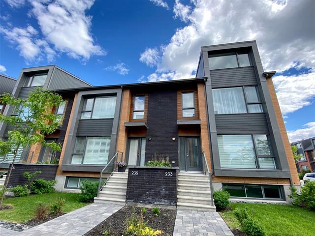 Maison en copropriété à vendre à Dorval, Montréal (Île), 233, Avenue  De l'Académie, 27366572 - Centris.ca