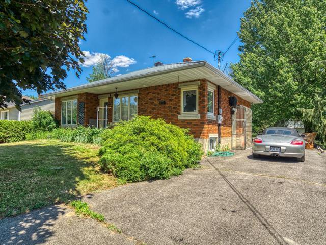 Maison à vendre à Napierville, Montérégie, 128, Rue de l'Église, 18801631 - Centris.ca