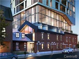 Condo / Apartment for rent in Montréal (Le Sud-Ouest), Montréal (Island), 175, Rue de la Montagne, apt. 906, 25390307 - Centris.ca