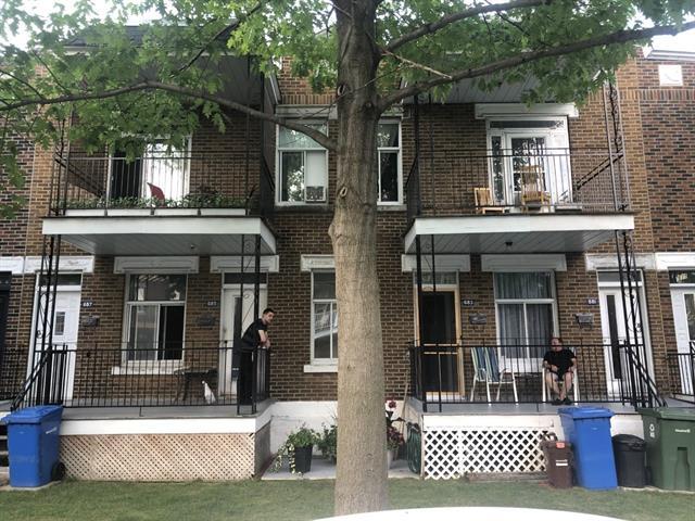 Quadruplex for sale in Montréal (Verdun/Île-des-Soeurs), Montréal (Island), 681 - 687, Rue  Manning, 16135290 - Centris.ca