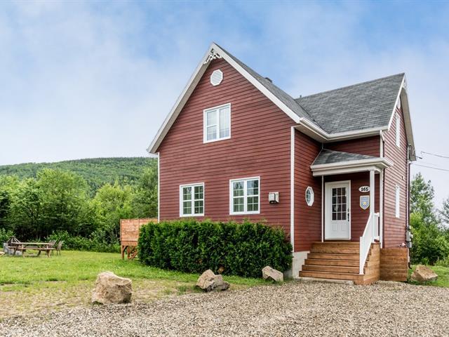 Maison à vendre à Petite-Rivière-Saint-François, Capitale-Nationale, 265, Chemin de la Martine, 11170034 - Centris.ca