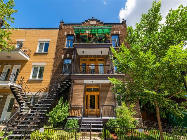 Quintuplex à vendre à Montréal (Le Plateau-Mont-Royal), Montréal (Île), 4209 - 4213, Rue de Bordeaux, 28416753 - Centris.ca