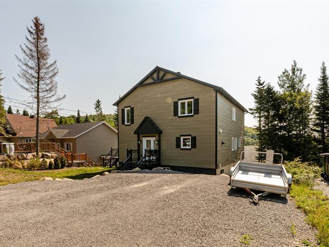 Duplex à vendre à Sainte-Agathe-des-Monts, Laurentides, 1085Y - 1085Z, Rue des Huards, 11974472 - Centris.ca