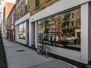 Commerce à vendre à Montréal (Rosemont/La Petite-Patrie), Montréal (Île), 6389, boulevard  Saint-Laurent, 24247210 - Centris.ca