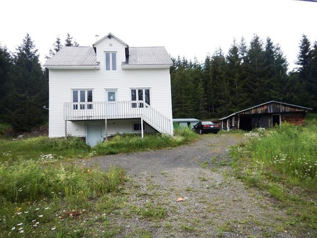 Maison à vendre à Saint-Médard, Bas-Saint-Laurent, 107, Rue  Principale Est, 11851902 - Centris.ca