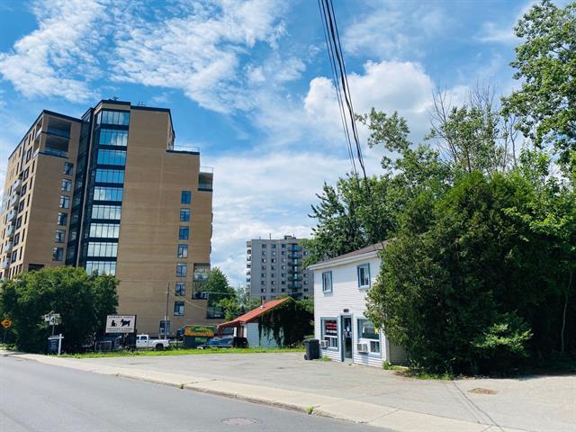Lot for sale in Montréal (Pierrefonds-Roxboro), Montréal (Island), 14055, boulevard  Gouin Ouest, 22827825 - Centris.ca