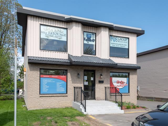 Bâtisse commerciale à vendre à Sainte-Thérèse, Laurentides, 88 - 88A, boulevard du Curé-Labelle, 24242052 - Centris.ca