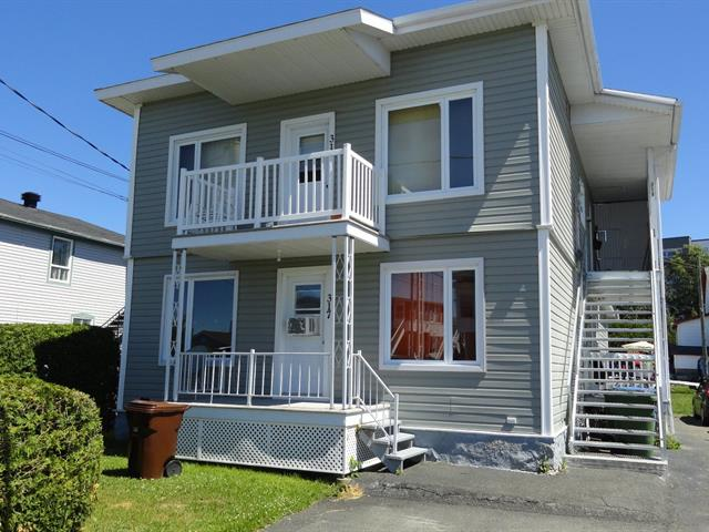Duplex for sale in Thetford Mines, Chaudière-Appalaches, 317 - 319, 10e Rue Nord, 16608070 - Centris.ca