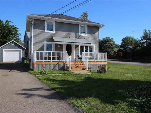 House for sale in Saint-Fabien, Bas-Saint-Laurent, 75, 1re Rue, 17988459 - Centris.ca