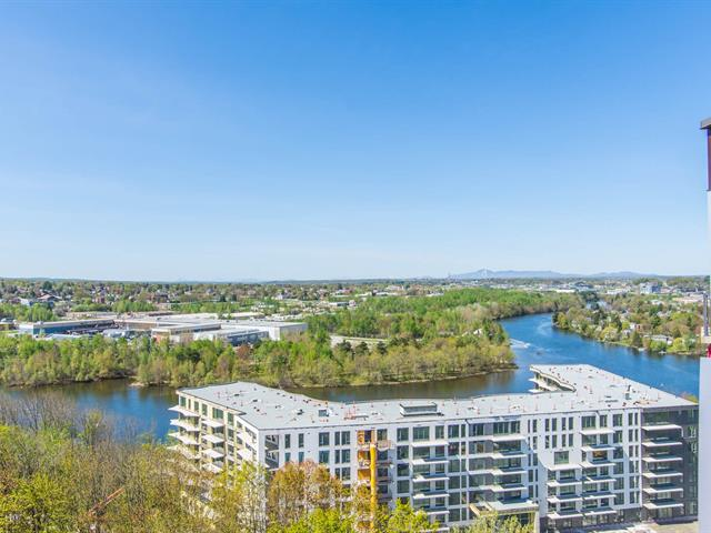 Condo / Apartment for rent in Sherbrooke (Les Nations), Estrie, 111, Rue  Bellevue, apt. 1203, 25011393 - Centris.ca
