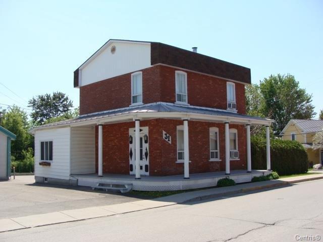 House for sale in Saint-Esprit, Lanaudière, 31, Rue  Principale, 24470422 - Centris.ca