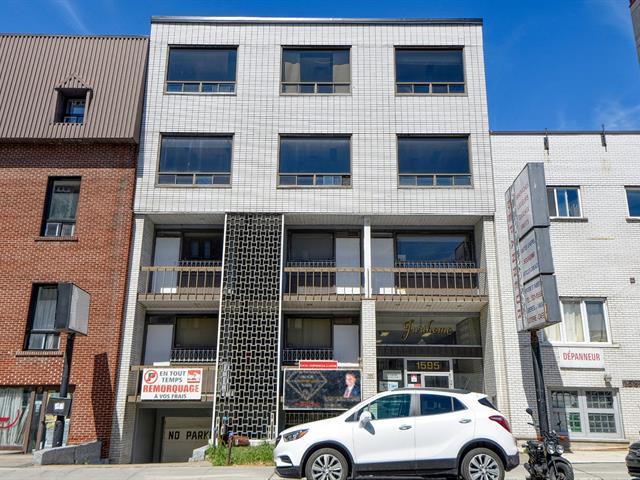 Local commercial à louer à Montréal (Ville-Marie), Montréal (Île), 1595, Rue  Saint-Hubert, 28391509 - Centris.ca