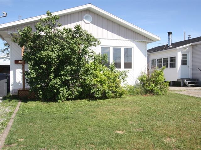 Maison mobile à vendre à Chibougamau, Nord-du-Québec, 1317, Rue  Saint-Pierre, 13163982 - Centris.ca