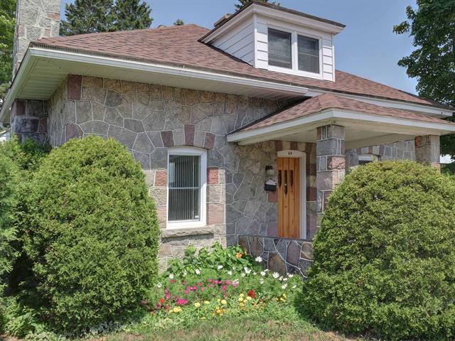 Maison à vendre à Sainte-Agathe-des-Monts, Laurentides, 64, Rue  Saint-Joseph, 19340517 - Centris.ca