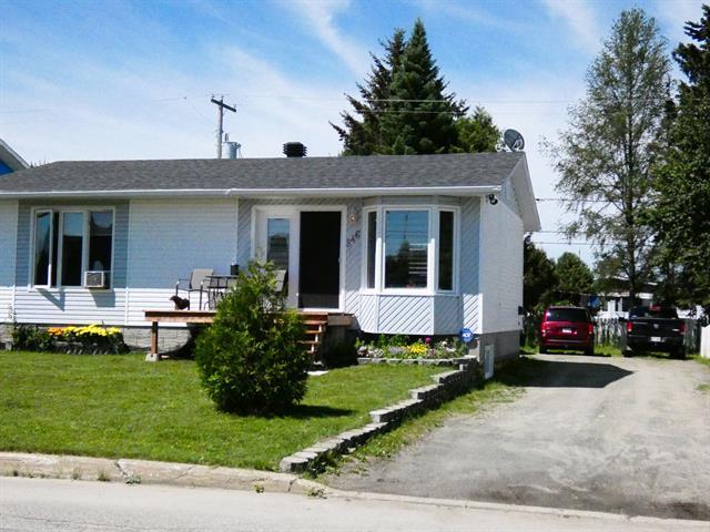 House for sale in La Sarre, Abitibi-Témiscamingue, 546, 1re Rue Est, 17792593 - Centris.ca