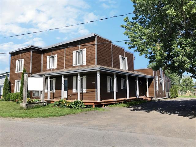 Maison à vendre à Saint-Paul, Lanaudière, 446Z - 446BZ, Chemin  Cyrille-Beaudry, 15531646 - Centris.ca