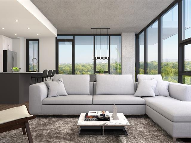 Condo / Apartment for rent in Montréal-Ouest, Montréal (Island), 255, Avenue  Brock Sud, apt. 507, 21523221 - Centris.ca